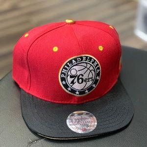 d78c3990f41 Other - Philadelphia 76ers SnapBack Cap